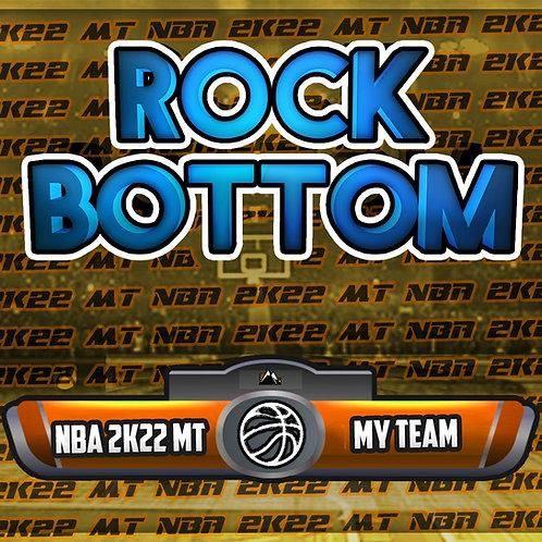 100K NBA 2KMT Special Offer - NBA 2K22 MYTEAM