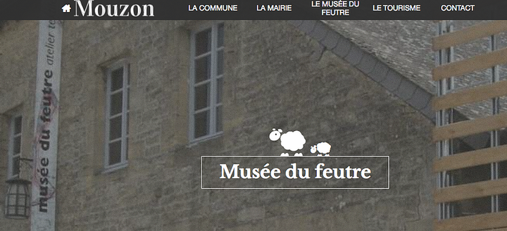 Museum in Mouzon, France