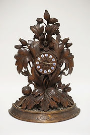 Black Forest Clocks at New Jersey Estate Sales