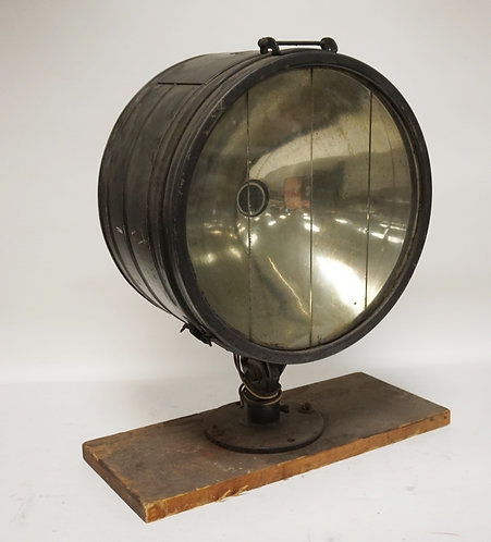 CROUSE-HINDS *IMPERIAL INCANDESCENT HEADLIGHT*. INDUSTRIAL SPOTLIGHT. 17 1/2 INC