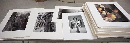 37 LARGE FORMAT PHOTOGRAPHS BY ANTONIODIS RAMA