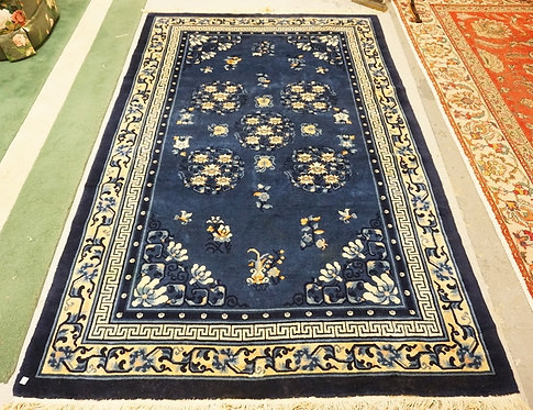 1087_CHINESE RUG MEASURING 7 FT 10 INCHES X 5 FT.