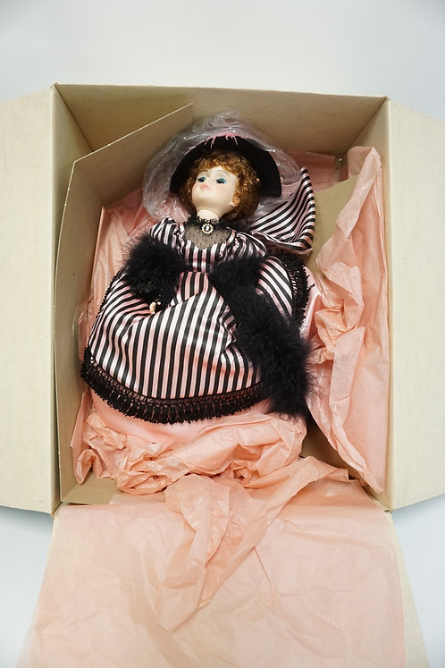 MADAME ALEXANDER LARGE DOLL TOULOUSE LAUTREC 2250, MIB APP 19 IN H