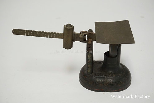 ANTIQUE FAIRBANKS CAST IRON SCALE. 9 1/2 INCHES LONG.