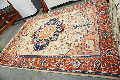 ROOM SIZE RUG. 10 FEET 5 INCHES X 14 FEET 2 INCHES.