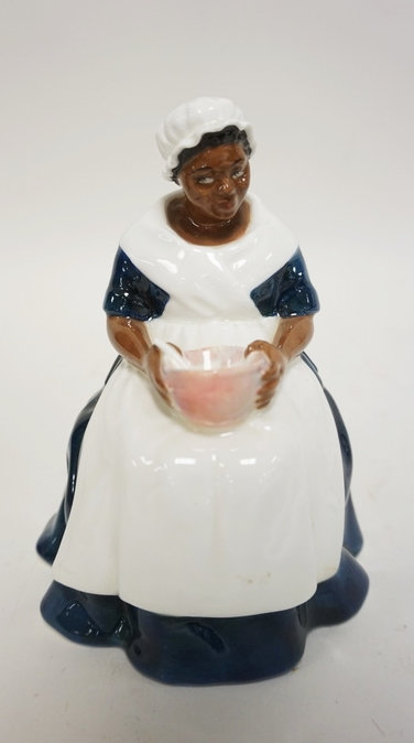 ROYAL DOULTON FIGURE *THE ROYAL GOVERNORS COOK* 1959. 6 IN H