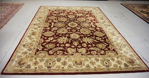 CONTEMPORARY ORIENTAL RUG MEASURING 11 FT 6 INCHES X 8 FT 6 INCHES.