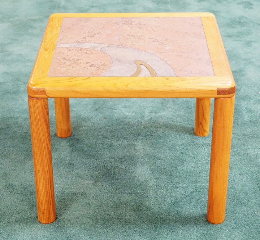 Haslev Danish Modern End Table