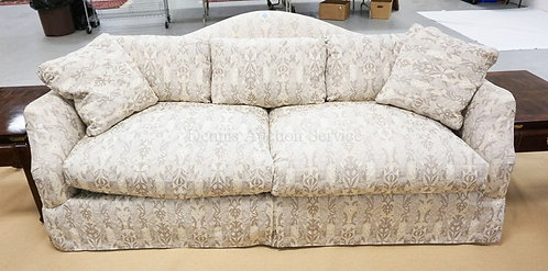 TOMLINSON ERWIN-LAMBETH SOFA. 83 INCHES WIDE.