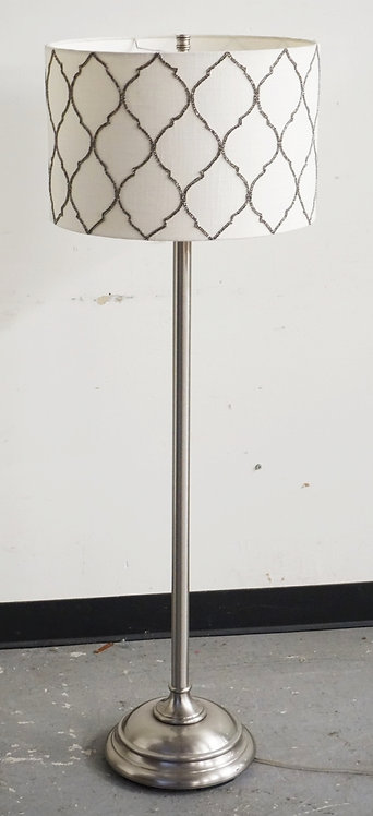 CONTEMPORARY FLOOR LAMP. ADJUSTABLE HEIGHT.