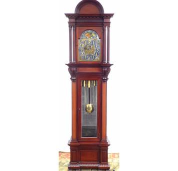 Antique Tiffany & Company Tall Case Clock!