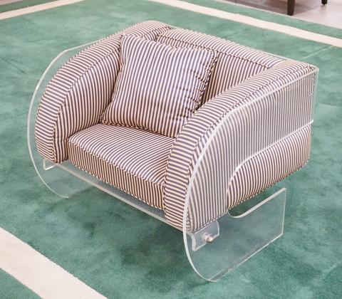 """Spiros Zakas """"Schubert Chair"""""""