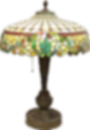 Antique Estate Sale Lamp in Millburn New Jersey