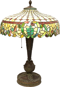 Antique Estate Sale Lamp in Saddle River New Jersey