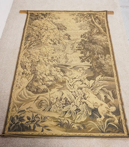 *COLONIAL TORKINGTON* TAPESTRY MEASURING 4 FT 3 INCHES X 6 FT 2 INCHES.