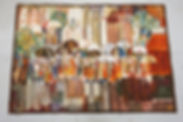 New Jersey Estate Sale Tapestry