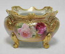 Sell Antique Porcelain Bound Brooke New Jersey