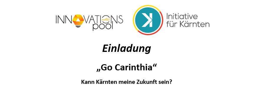 "Teilnahme an ""Go Carinthia"""