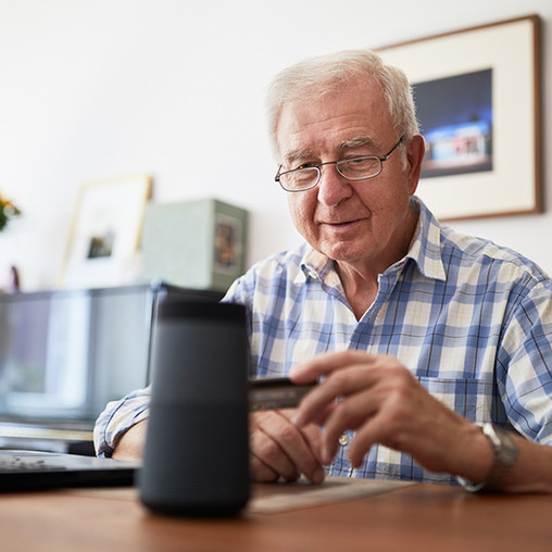 Virtual Assistants Enhance Senior Independence