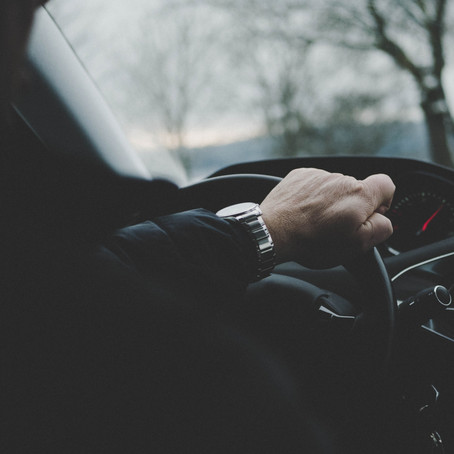 Signs It's Time to Stop Driving