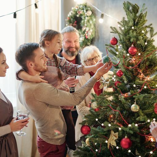 Reduce Holiday Stress, Make Memories