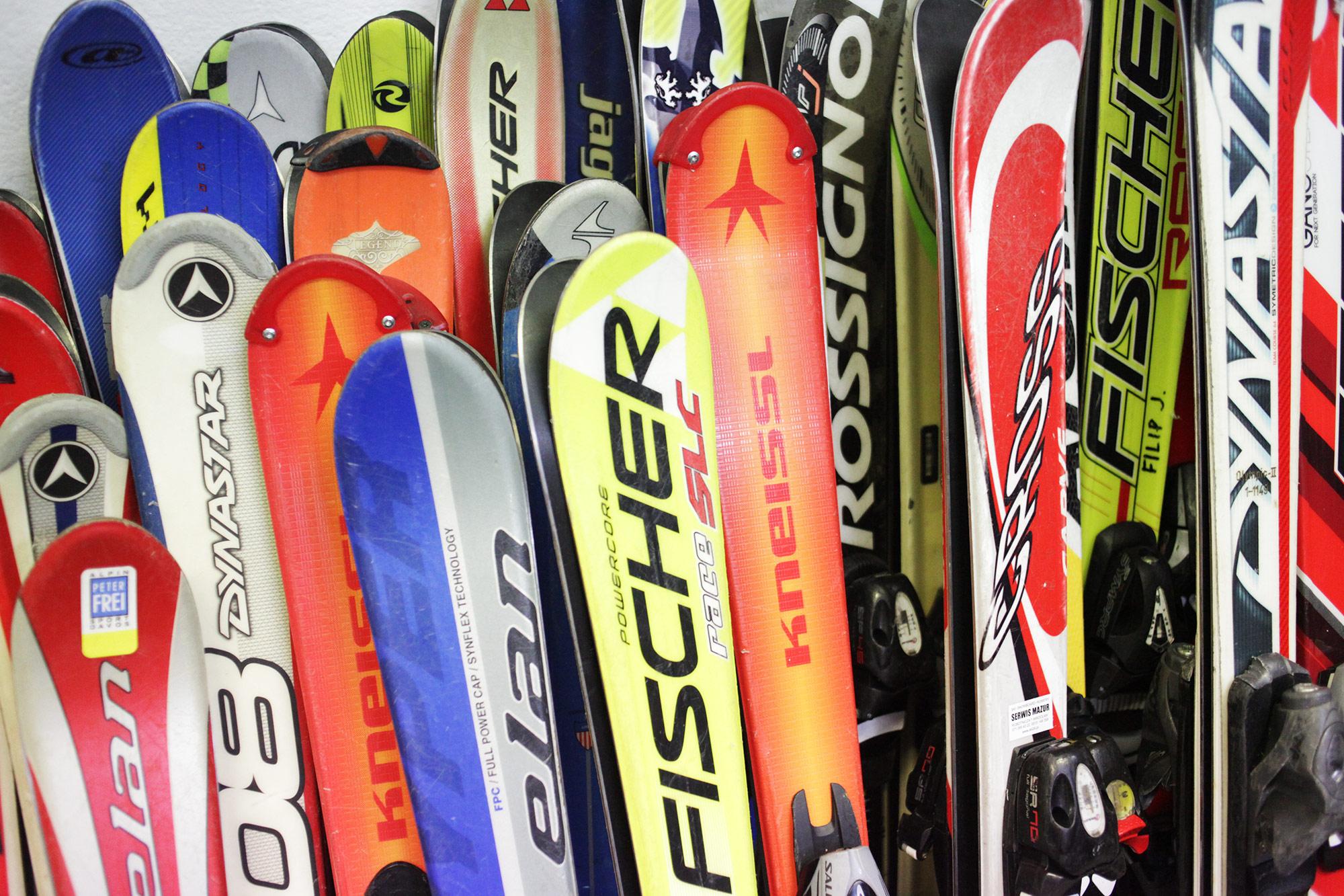 butu narciarskie Wrocław