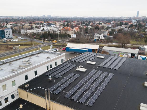 Elektrownia fotowoltaiczna we Wrocławiu