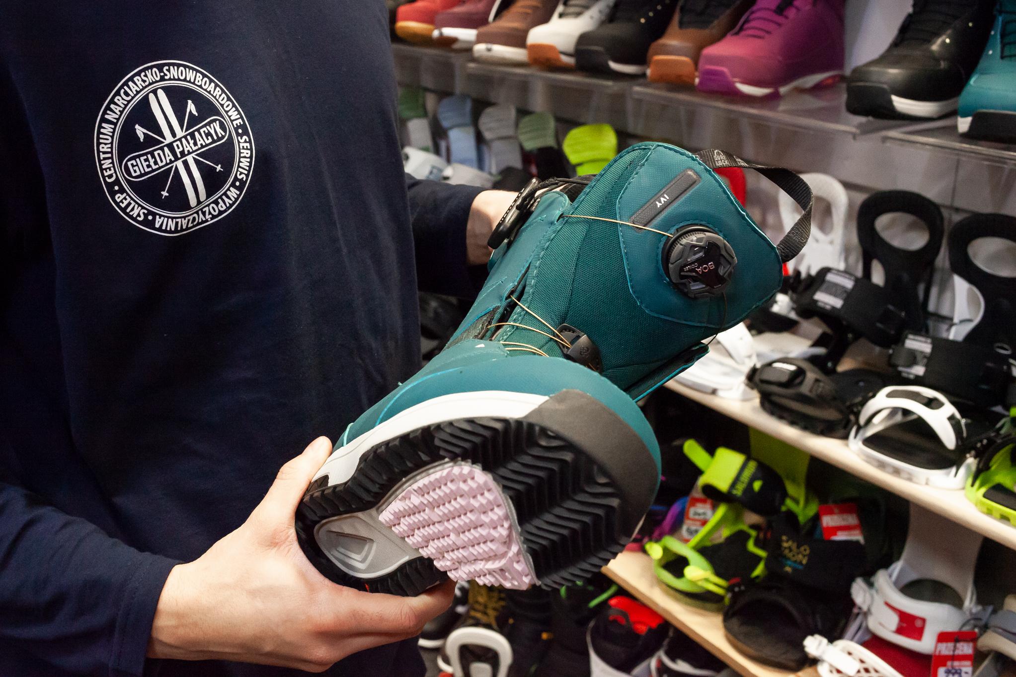 buty snowboardowe Wrocław