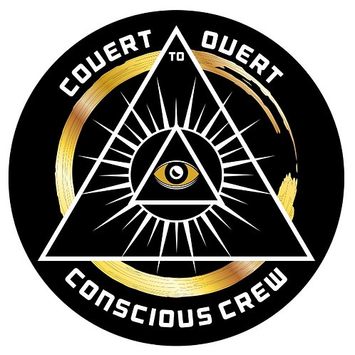 Conscious Crew Sticker