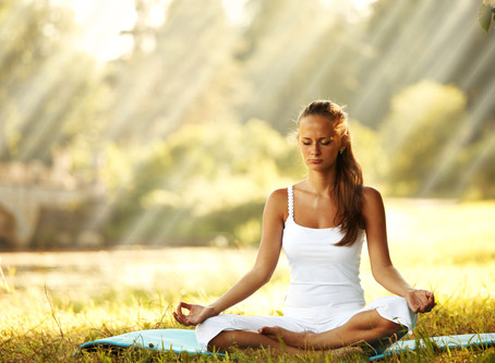 """""""M.E. Time"""", the Power of Meditation & Exercise"""