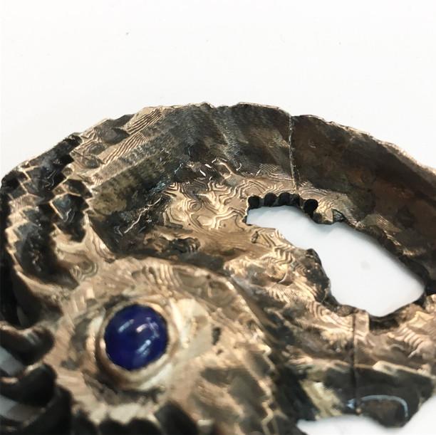 Nautilus & Sea Horse