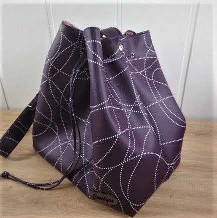 Sac SO Creatyss Aubergine