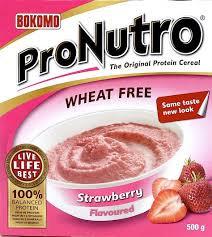 Pronutro Strawberry 500g