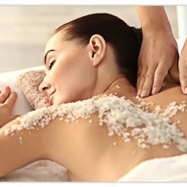 Body polishing or body scrubs for clearer skin during summers