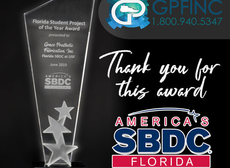 National SBDC Award 2019