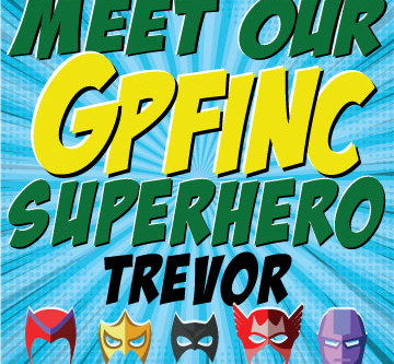 Meet Our Superhero of the Month!