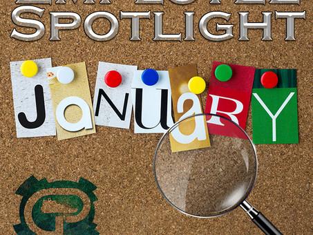 January 2019-Employee Spotlight
