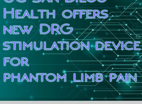 New DRG Stimulation Device for Phantom Limb Pain