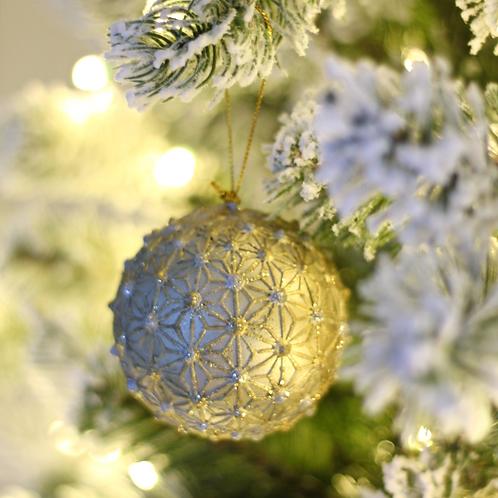 "3"" Canterbury Ball Ornament"