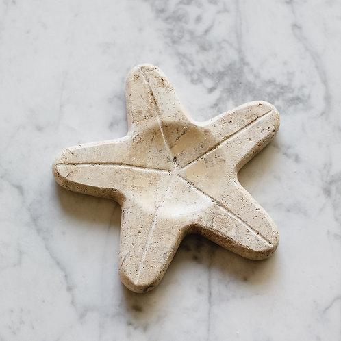 Soapstone Starfish