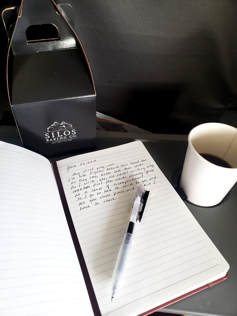 blogging blog