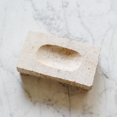 Rectangular Soapstone Tray