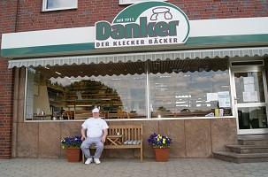 Bäckerei Danker in Klecken