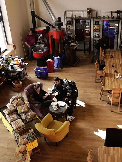 Becking Kaffee-Manufaktur Hamburgs Lieblinge