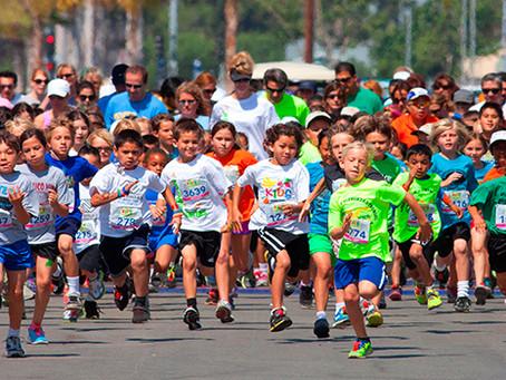 """Fun Run """"Speciaal voor kinderen"""""""