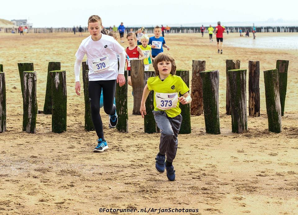 Strandloop kinderen 4