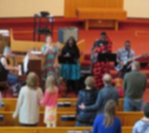 Guest Worship Team