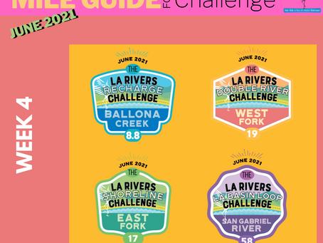 Countdown to the LA Rivers Challenge finish line!