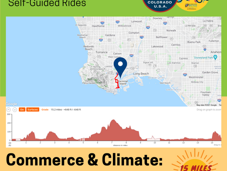 Commerce & Climate: Exploring the Harbor Area of Los Angeles