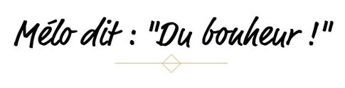 Melo dit Du Bonheur